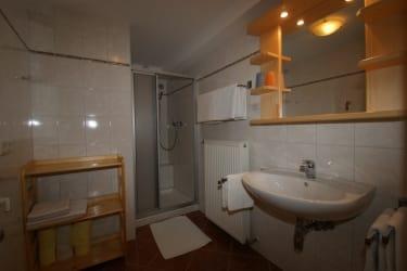 Fichte-Dusche