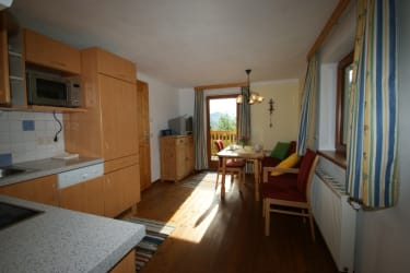 Fichte-Wohnzimmer