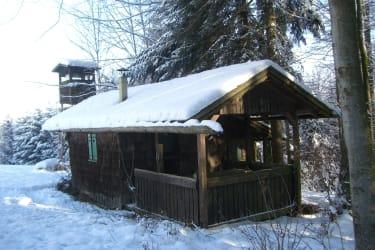 Jagdhütte am Irrsberg