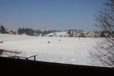Sonnehscein Aussicht Winter