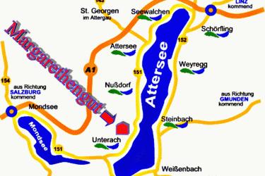 Anreise - Margarethengut