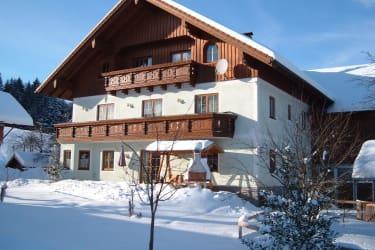 Unser zu Hause im Winter