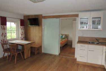 Ferienwohnung 1 - Wohnküche