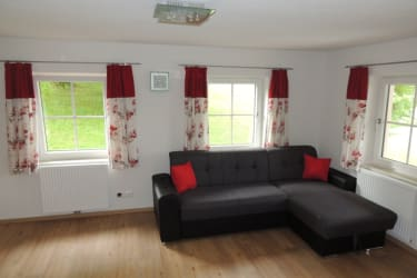 Ferienwohnung 1 - gemütliche Couch