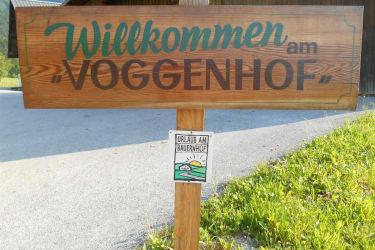 Willkommen am Voggenhof