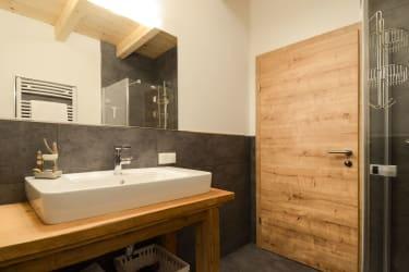 Badezimmer Alpbichl