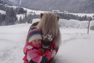 Maila mit Lea