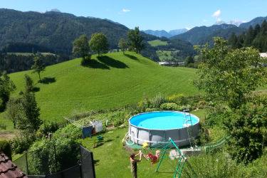 Pool für den Sommer