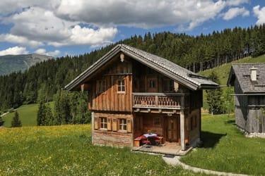 Zirben-Hütte