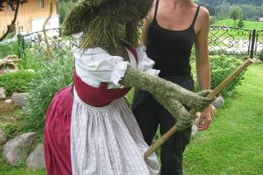 Petra, die Kräuterfrau