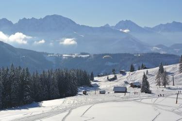 Spielbergalm im Winter