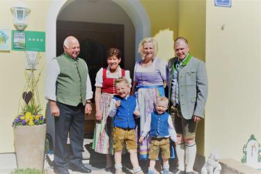 Familie Strübler