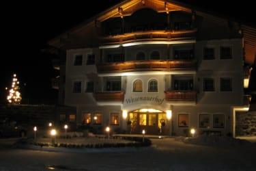 Wesenauerhof im Winter