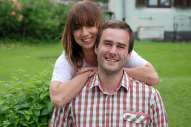 Toni und Steffi