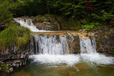 Wald-Wasserzauberweg rund um Hintersee