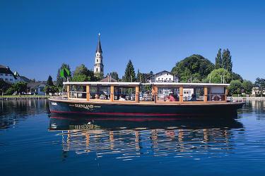 Seenlandschifffahrt kostenlos und unlimitiert