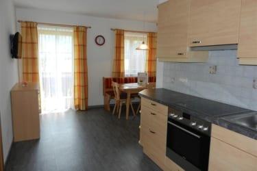 Die Küche der neuen Ferienwohnung Nr. 1
