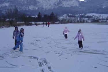 Eislaufen und ...
