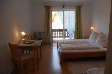 Doppelzimer mit Zusatzbett