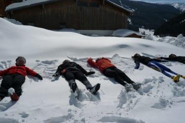 Lust auf Schnee