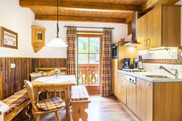 Wohnküche Apfel