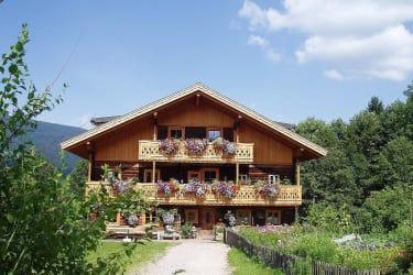 Sommerfoto Haus
