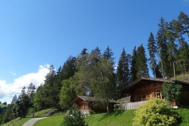 Eckwaldhütten - Außenansicht