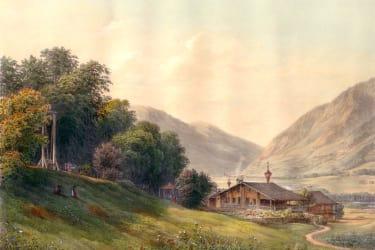 Bauernhaus um 1400