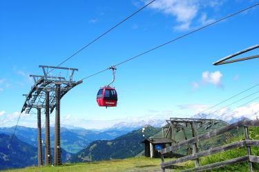 Bergbahnen in Gastein