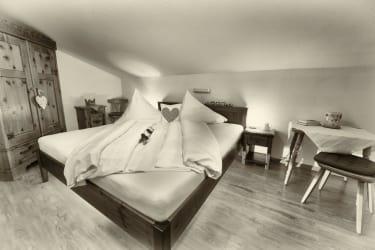 Schlafzimmer Ausblick