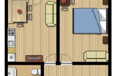 Familienappartement