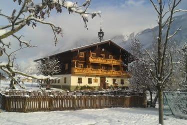 Zittrauerhof im Winter