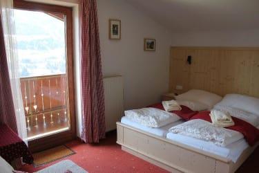 Schlafzimmer Alpenglück