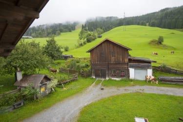 Biohof Maurachgut - Appartement Bergblick - Aussicht