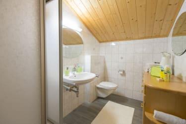 Biohof Maurachgut - Appartement Talblick - Badezimmer