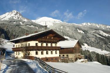 Biohof Maurachgut - Skipistennähe im Winter