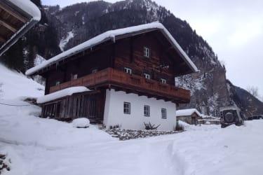 Forsthaus Malerwinkel im Winter