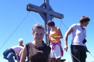 Kreuz am Schuhflicker