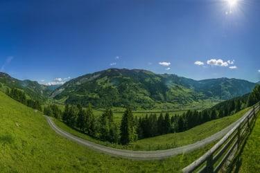 Aussicht-Panorama