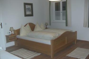 Schlafzimmer FW Parterre