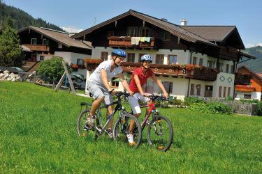Der perfekte Ausgangspunkt für Radtouren