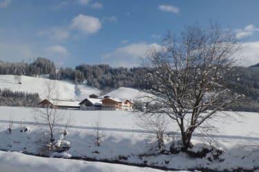 Winter am Thurnhof