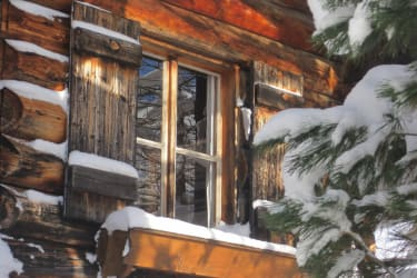 Grillhütter Winterfenster