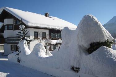 Schneereicher Winter