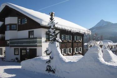 Lackenkogelblick Winter