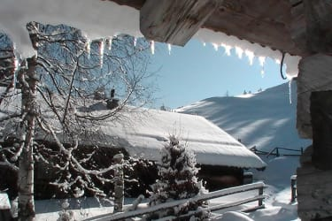 Winter am Wandlehenhof