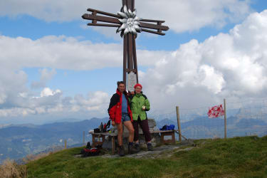 Heidi & Sepp am Frauenkogel