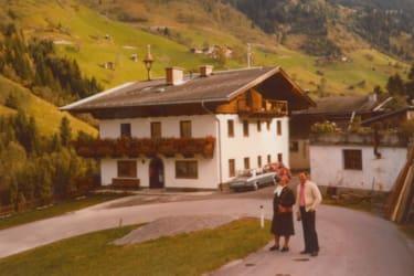 erste Sommergäste 1979
