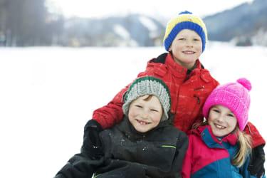 Winterspaß für die ganze Familie