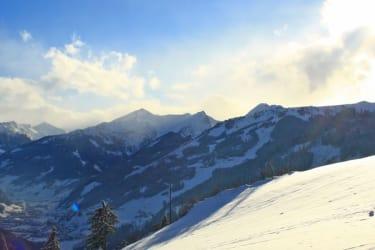 Großarler Bergpanorama